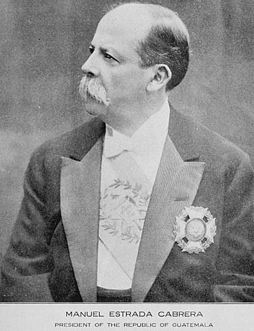 Manuel José Estrada Cabrera