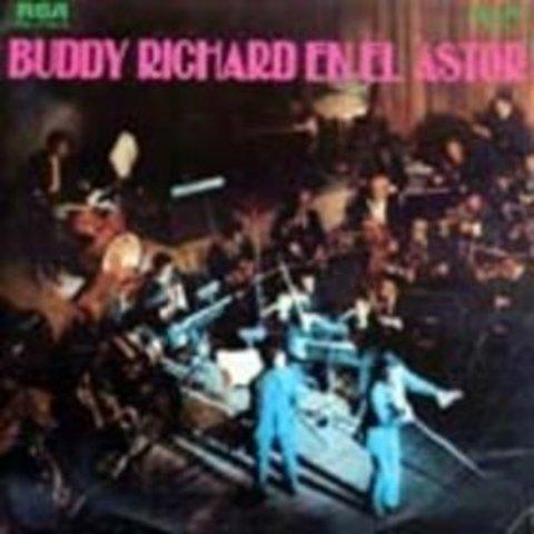 Buddy Richard canta en el Astor
