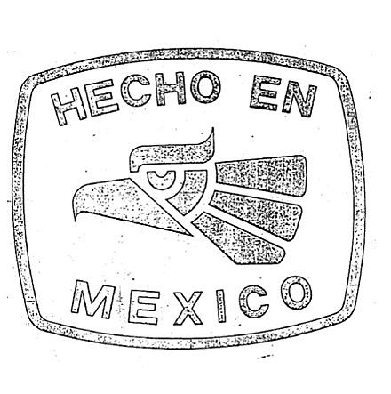 mediante la norma NOM-7-9 comienza a circular el emblema denominado «Hecho en México».
