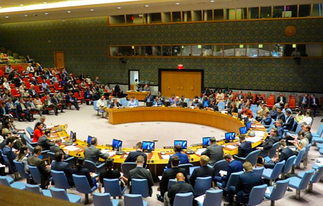 México entra por tercera vez al Consejo de Seguridad de la ONU.