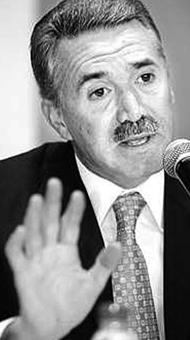 Roberto Madrazo, nuevo líder del PRI.