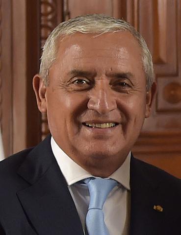 Otto Pérez Molina