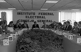 Reforma electoral de 1990.