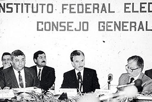 Reforma electoral de 1994.