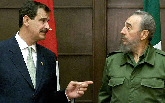 Normalización de las relaciones entre México y Cuba