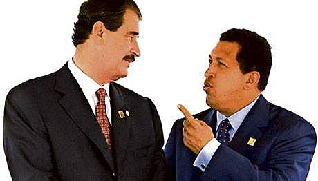 Venezuela retira a su embajada de México.
