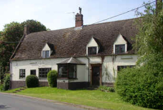 John Bocking is landlord of The Fox until 1844