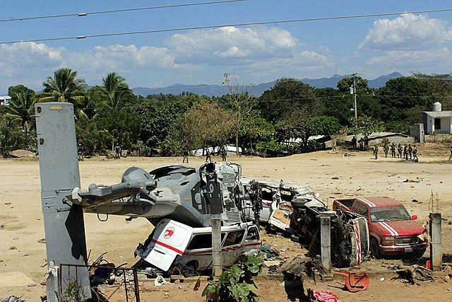 José Francisco Blake Mora muerto en accidente.