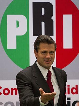 Enrique Peña Nieto gana las elecciones