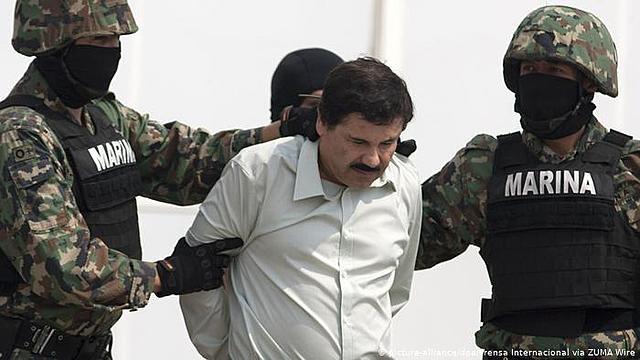 """Detención del """"Chapo"""""""