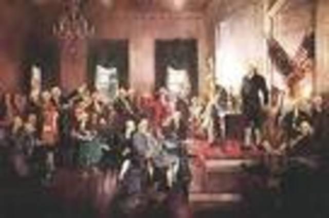 convencion constitucional en abril de 1828