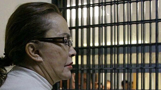 Detención de Elba Esther Gordillo