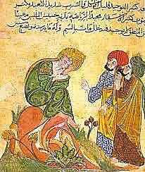 """Abu Abd-Allah Muhammad el-Gahshigar: """"Las mil y una noches"""""""