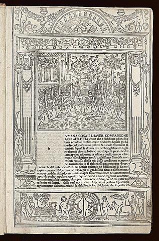 """Giovanni Boccaccio: """"Decamerón"""""""