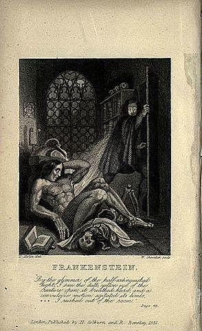 Mary Shelley: ´´Frankenstein´´