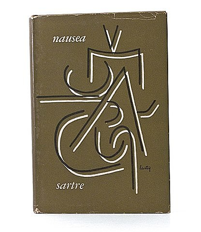 "Jean Paul Sartre: ""La náusea"""
