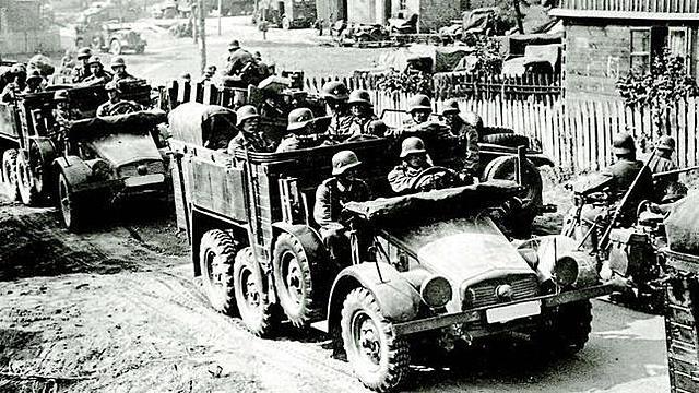 1 de Setembre del 1939