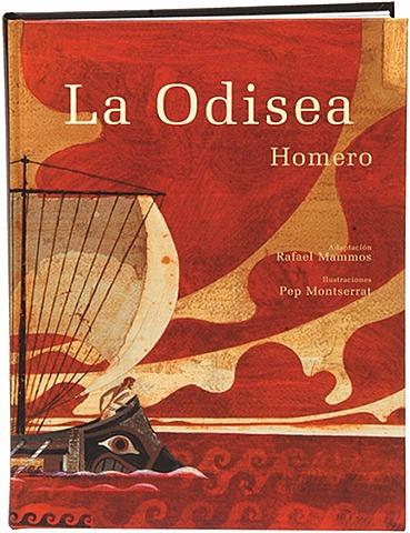 """La Odisea""; Homero"