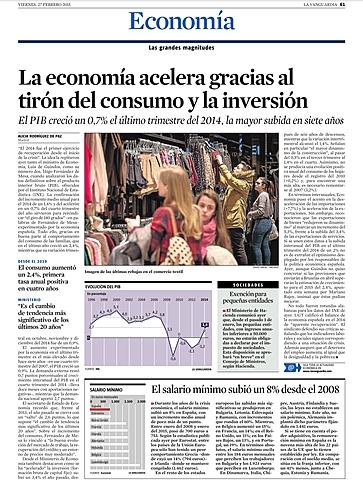 L'economia es recupera