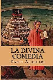 """Divina comedia""; Dante"