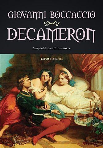 """""""Decamerón"""";Giovanni Boccaccio"""