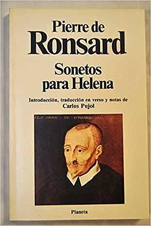 """Sonetos para Helena"";Pierre Ronsard"
