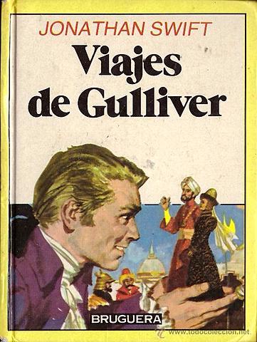 """Los viajes de Gulliver"";Jonathan Swift"