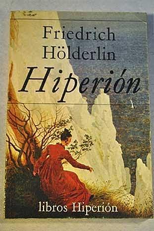 """""""Hiperión"""";Hölderlin"""