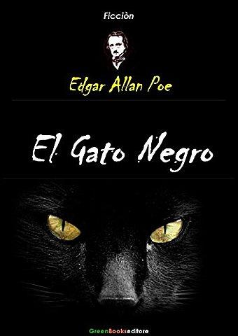 """""""El gato negro"""";Edgar Allan Poe"""