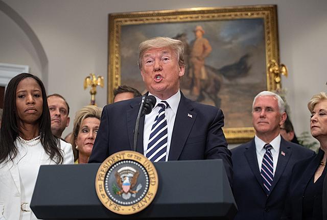 Donald Trump, amenazó con aplicar aranceles
