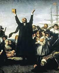 More Puritans went to America.