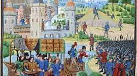 Conceptos principales de la Edad Media timeline