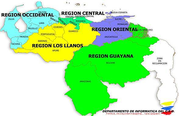 Zona Centro-Occidental