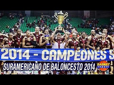 Campeonato Sudamericano de Baloncesto
