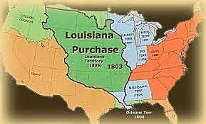 Purchase of Louisiana