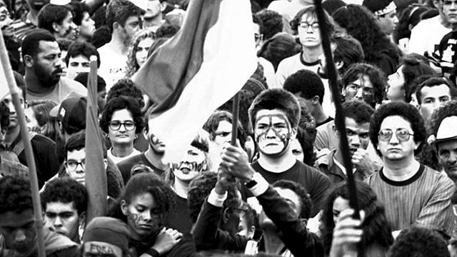 Aumento dos Movimentos Sociais