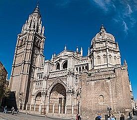 Fin de la construccion de Toledo