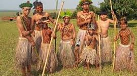 Tupí-Guaraníes(Nacion Pluriestatal) timeline