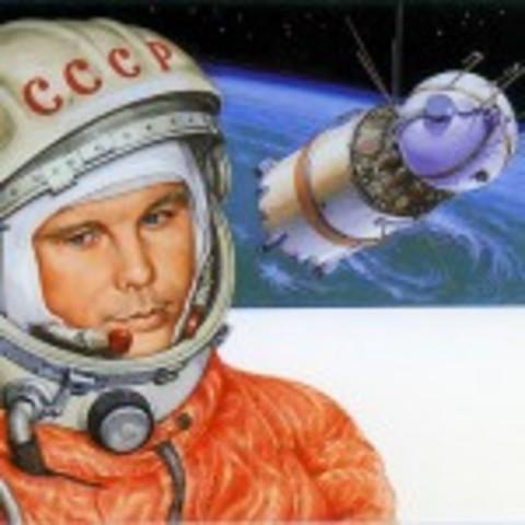 Russian: Yuri Gagarin Dies