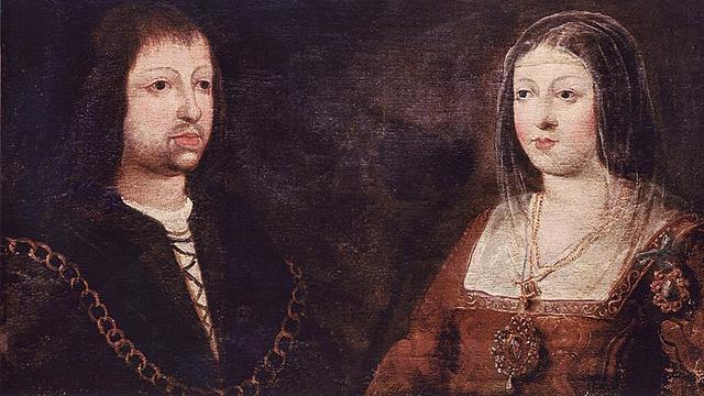 Casament de Isabel I de Castella i Ferran II