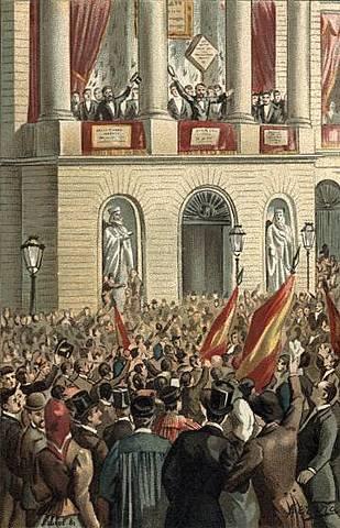 La Revolución Gloriosa