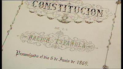 La Constitucion de 1869
