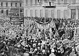 La revolució de febrer de 1917