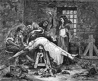 Inici de la caça de bruixes a Espanya