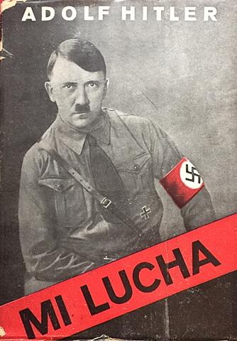 Hitler i el seu llibre