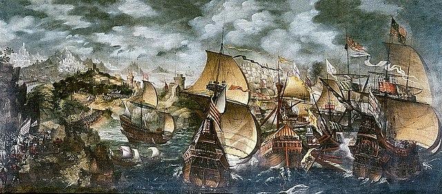 Armada Invencible contra Anglaterra