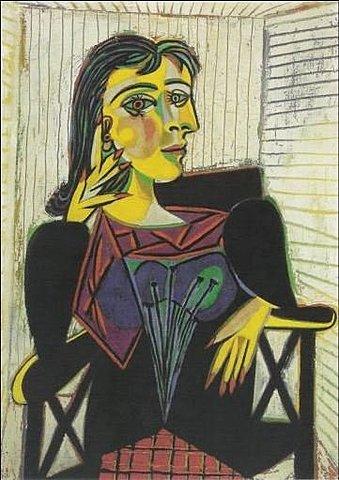 El retrato de Dora Maar