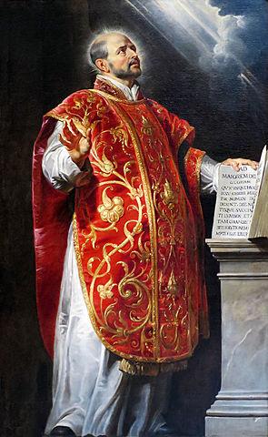 El papa  Pablo III los ordenó como sacerdotes por la guerra de los turcos