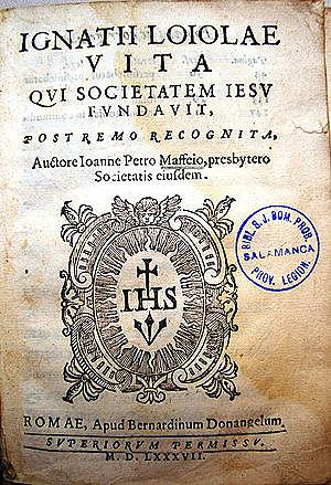 Las Constituciones que Ignacio hizo se configuraron como una orden moderna