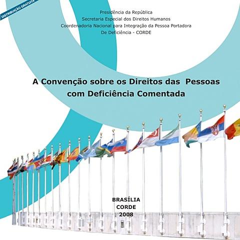 Ratificação da Convenção sobre os Direitos das Pessoas com Deficiência